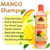 OKAY Mango Revitalizing Anti Breakage Shampoo– Helps Revitalize, Repair, And Restore Moisture to Hair - Sulfate, Silicone, Paraben Free For All Hair Types and Textures  -  Made in USA 12oz 355ml
