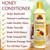 OKAY Honey and Almond Nourishing And Strengthening Conditioner- Helps Refresh, Revitalize, And Strengthen Hair  - Sulfate, Silicone, Paraben Free For All Hair Types and Textures - Made in USA 12oz 355ml