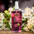 Refreshing Body Mist - Exhilarating Grape - Leaves You Beautifully Scented-  Fully Refreshed- Will Awaken Your Senses- Leaving You Feeling Revitalized- Silicone, Paraben Free For All Skin Types -Made In USA (8 oz)