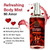 Refreshing Body Mist - Mi Amor - Leaves You Beautifully Scented-  Fully Refreshed- Will Awaken Your Senses- Leaving You Feeling Revitalized-Silicone, Paraben Free For All Skin Types -Made In USA(8 oz)