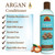 OKAY Restorative Argan Conditioner - Helps Restore, Hydrate, And Smooth Hair  - Sulfate, Silicone, Paraben Free For All Hair Types and Textures- Made in USA 12oz 355ml
