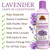 OKAY Lavender Shine & Hydration Leave In Conditioner – Helps Replenish, Nourish, And Hydrate Hair - Sulfate, Silicone, Paraben Free For All Hair Types and Textures- Made in USA 8 oz/ 237ml