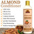 OKAY Dry Hair & Scalp Almond Conditioner  -Helps Hydrate, Moisturize, And Soften Hair-Sulfate, Silicone, Paraben Free For All Hair Types and Textures - Made in USA 12oz 355ml