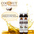 OKAY Pure Naturals Coconut Shine Treatment   Restore And Smooth Hair   Soft, Smooth, Enhanced Shine And Strong Hair   Created With 12 Natural Oils    No Parabens, No Silicones, No Artificial Colors   For All Hair Types And Textures   0.6 oz/18 ml