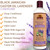 OKAY Black Jamaican Castor Oil and Lavender Oil Conditioner – Helps Moisturize, Strengthen, And Regrow Hair - Sulfate, Silicone, Paraben Free For All Hair Types and Textures- Made in USA 12oz 355ml
