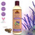 OKAY Black Jamaican Castor Oil and Lavender Oil Shampoo – Helps Moisturize, Strengthen, And Regrow Hair - Sulfate, Silicone, Paraben Free For All Hair Types and Textures - Made in USA 12oz 355ml