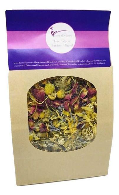 Yoni Steam - Fertility Blend (Organic) Yoni Steam Blends Venus Power LLC | Organic Herbal Teas Yoni Steam Blends Sea Moss Detox supplements and Essentials to healing