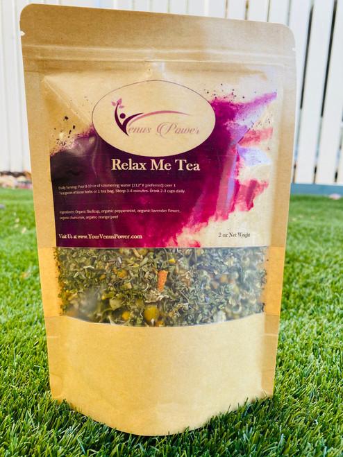 Relax Me  Tea -  Organic