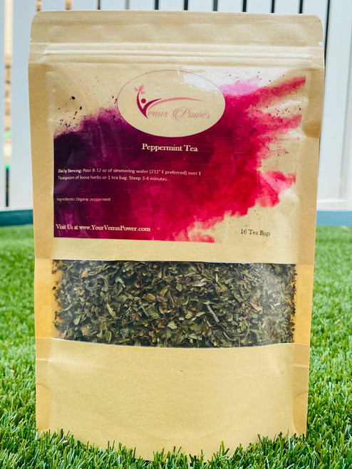 Peppermint Herb - Organic