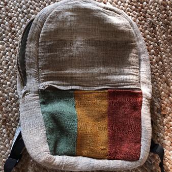 Boho Rasta Backpack