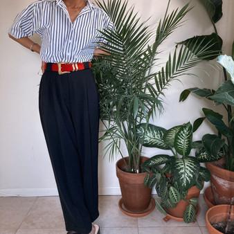 Renfrew Women's Career Pleated Front Trouser