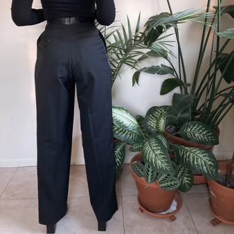 Black Block Trouser