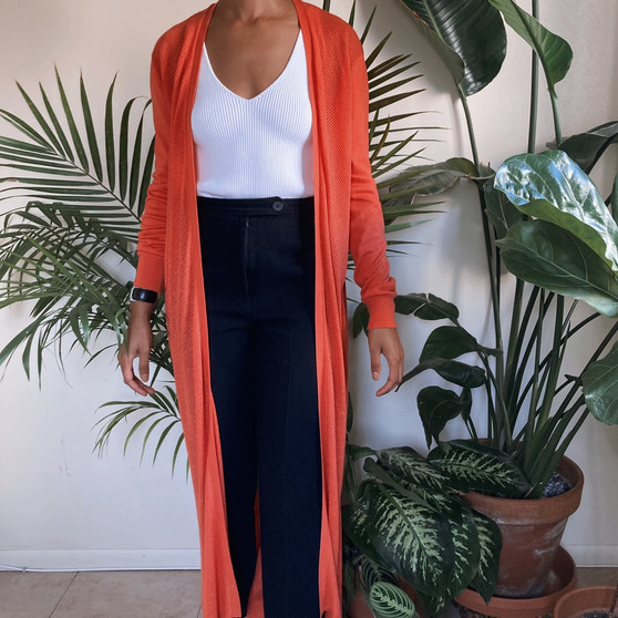 Neiman Marcus The Cashmere Collection Duster