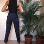 Carroll & Co Linen Trouser