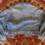 Stradivarius Crop Denim Jacket