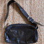 Kenneth Cole Genuine Leather Fanny Pack