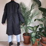 Black Man's All Weather Trench Coat