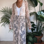 Skully Lace Duster