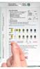 SenSafe® Total Chlorine Test Strips (Pocket Pack) Test Strip Color Match