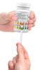 WaterWorks pH / Total Alkalinity color matching with Test Strip