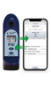 eXact iDip Photometer communicating with smartphone