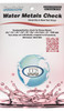 SenSafe Water Metals Check packet