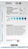 WaterWorks Hydrogen Peroxide packet back