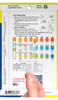 Pool Check® 3in1 Test Strips Pocket Pack Color Match