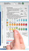 Pool Check® Low Chlorine 3in1 Test Strips (Pocket Pack) Strip Match