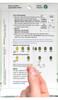 SenSafe® Ozone Check (Pocket Pack) Color Match