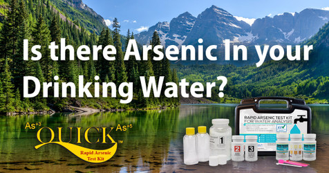 Is there Arsenic in your Drinking Water?
