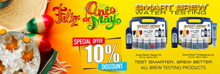 Celebrate Cinco De Mayo with High Quality Brews!