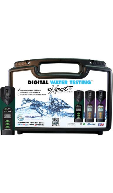 eXact® Eco-Check® Photometer- Kit
