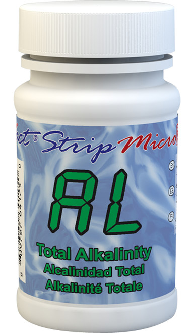 eXact® Strip Micro Total Alkalinity