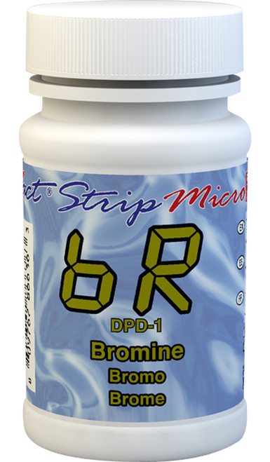 eXact Strip Micro Bromine bottle