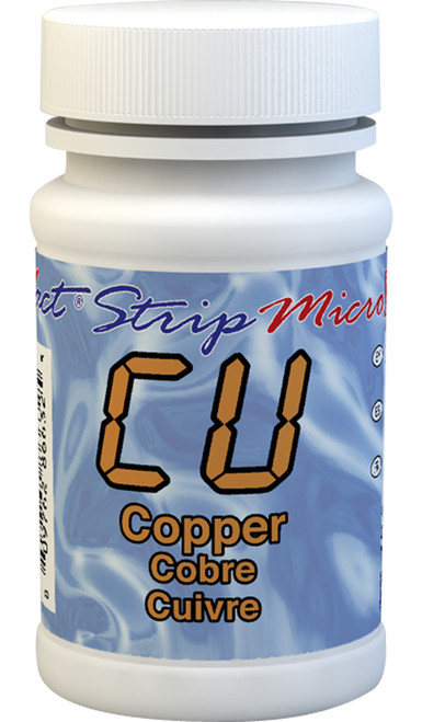eXact Strip Micro Copper bottle