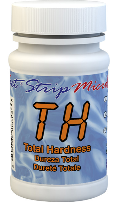 eXact Strip Micro Total Hardness bottle