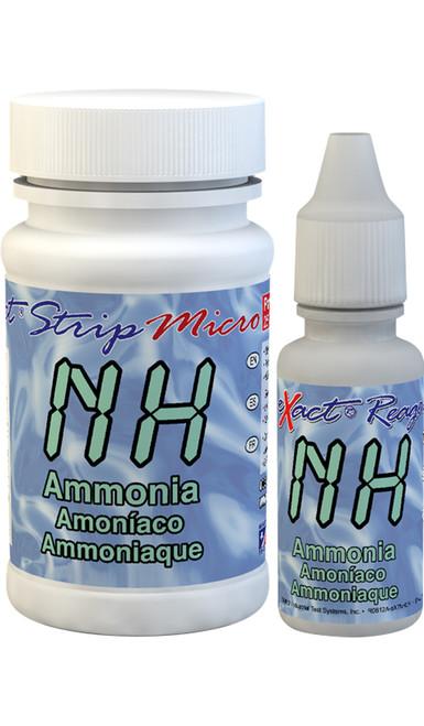 eXact Strip Micro Ammonia bottles