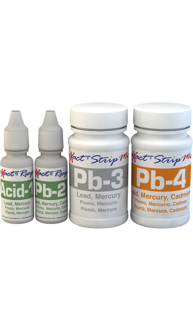 eXact LEADQuick Water Reagent Set