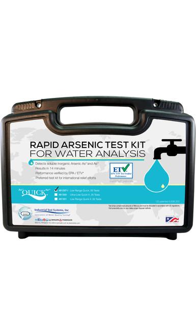 Quick Arsenic Low-Range kit