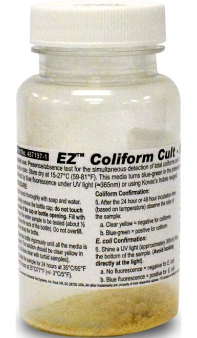 WaterWorks EZ Coliform Cult bottle