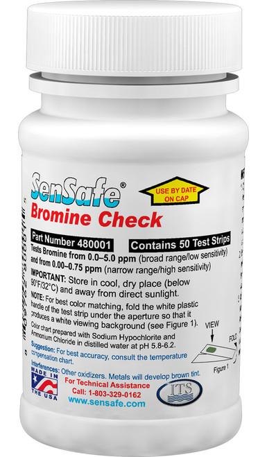 SenSafe Bromine bottle