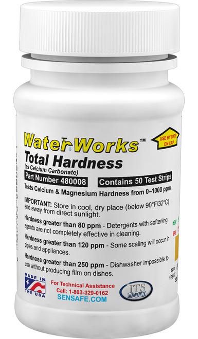 WaterWorks Total Hardness bottle
