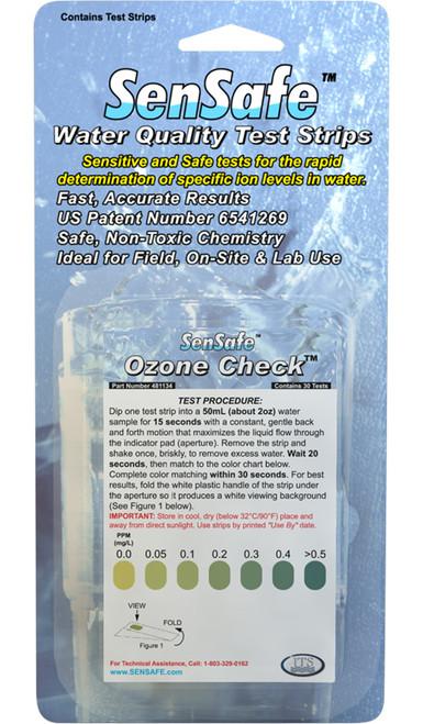 SenSafe Ozone Check
