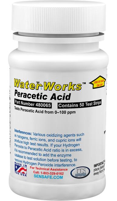 WaterWorks Peracetic Acid