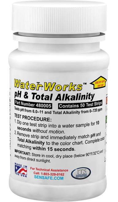 WaterWorks pH / Total Alkalinity