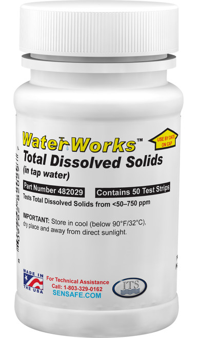 WaterWorks™ Total Dissolved Solids (TDS)