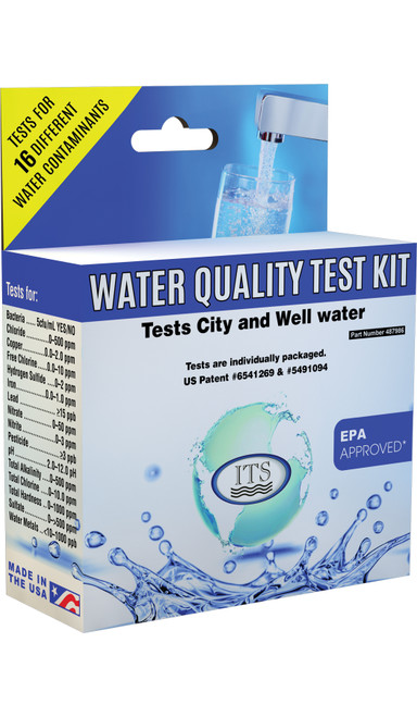 ITS Water Quality Test Kit