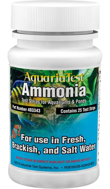AquariaTest 1 - Ammonia