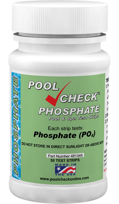 PoolCheck Phosphate bottle